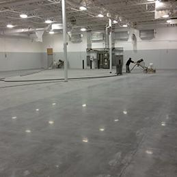 Polished Concretes